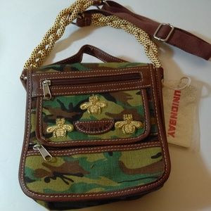 Union Bay  Camo Crossbody Purse